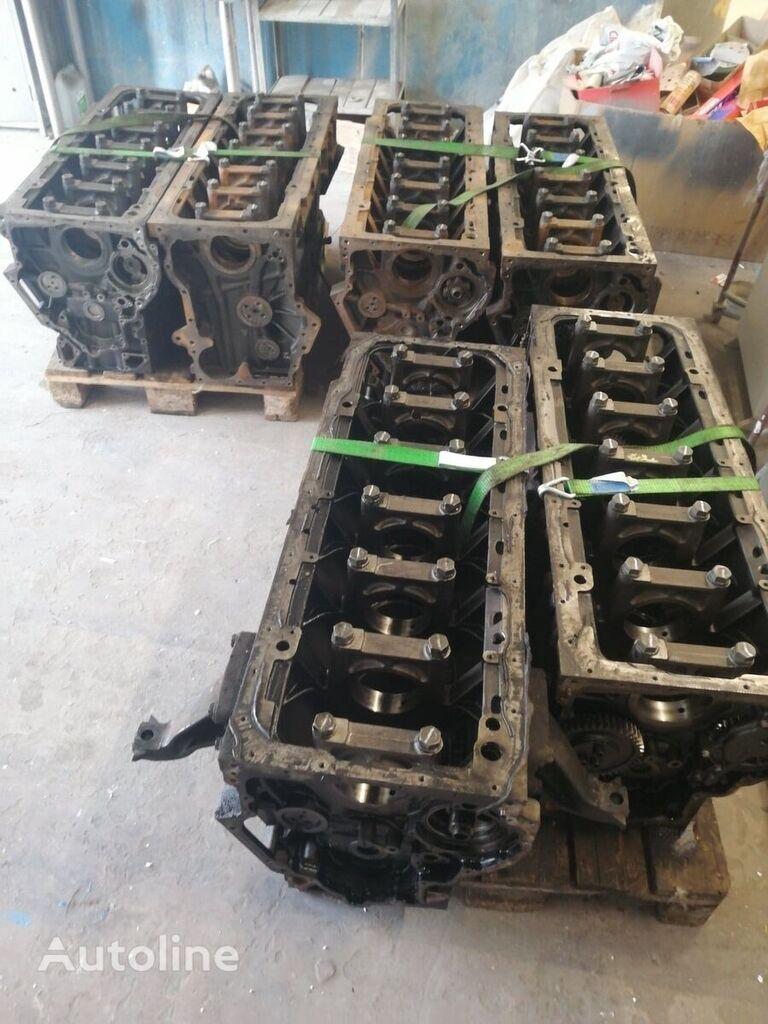 блок цилиндров MAN D26 480 540 D2676LF для тягача MAN TGA TGS TGX