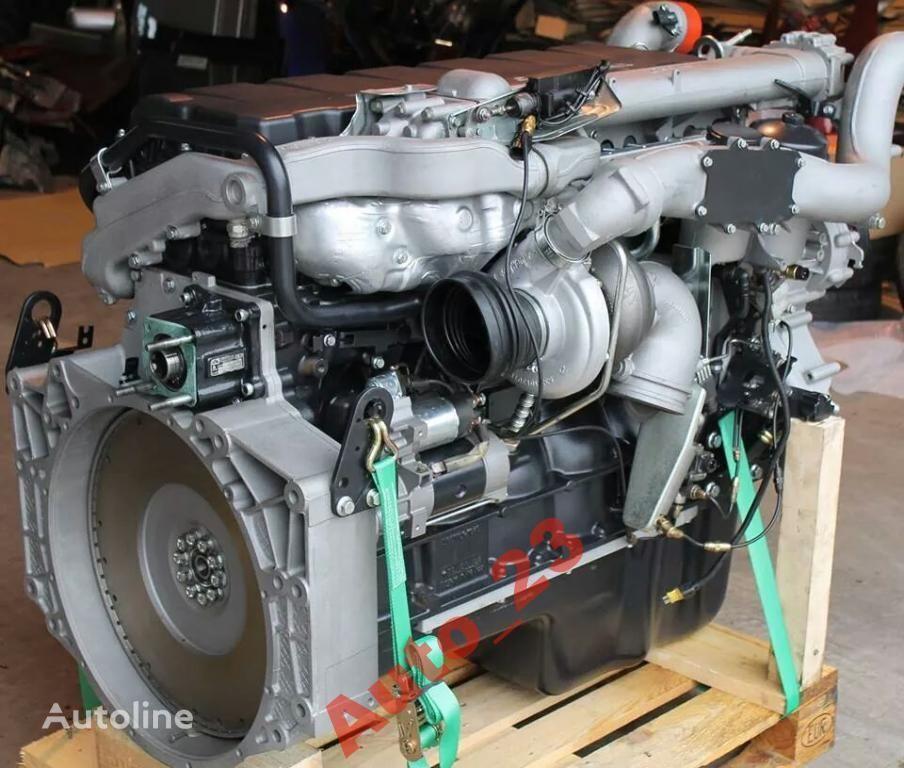 двигатель MAN D26 (D2676LF) для тягача MAN TGX TGS TGA