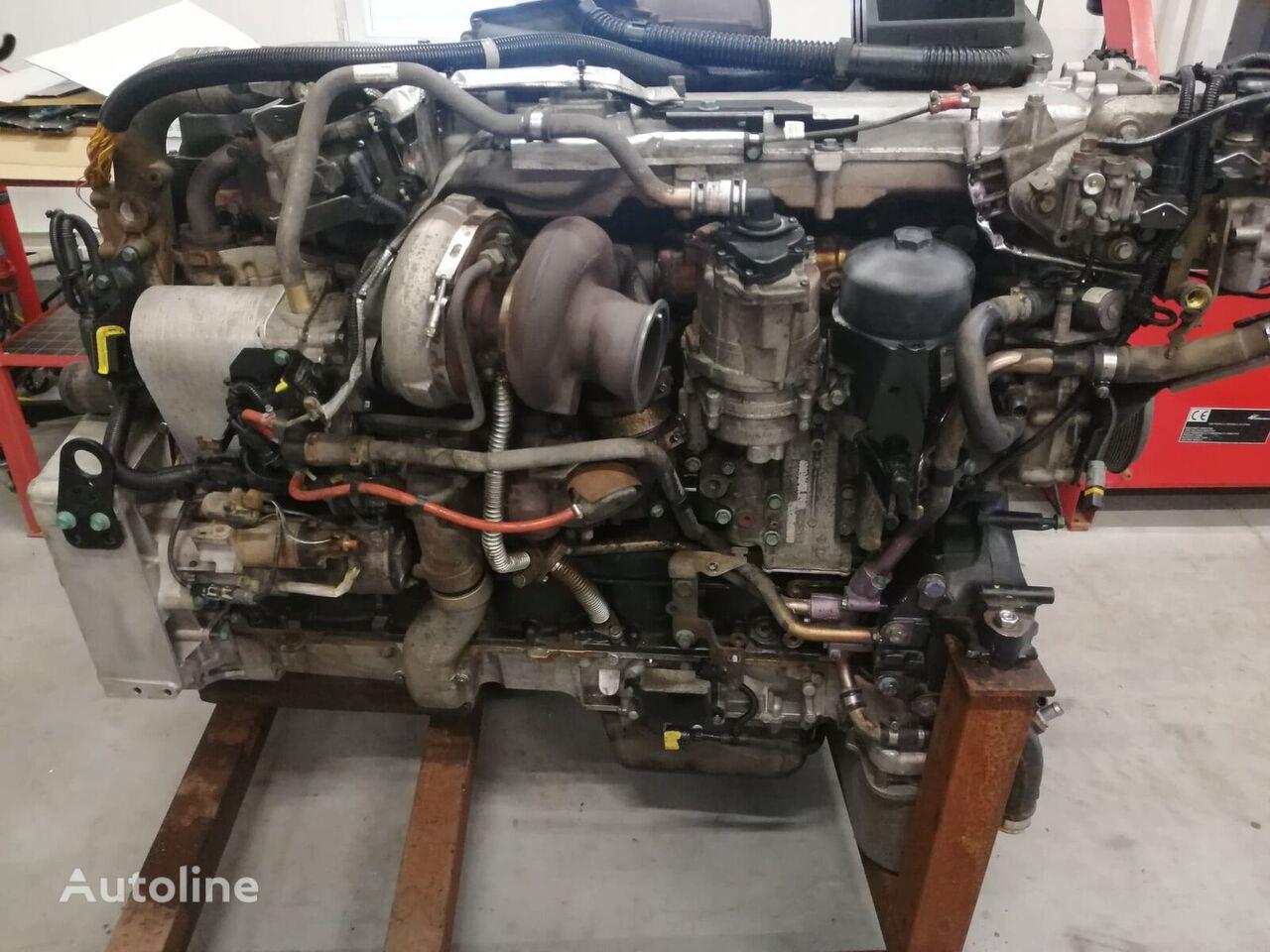 двигатель MAN D2676 LF 46 для грузовика MAN TGX