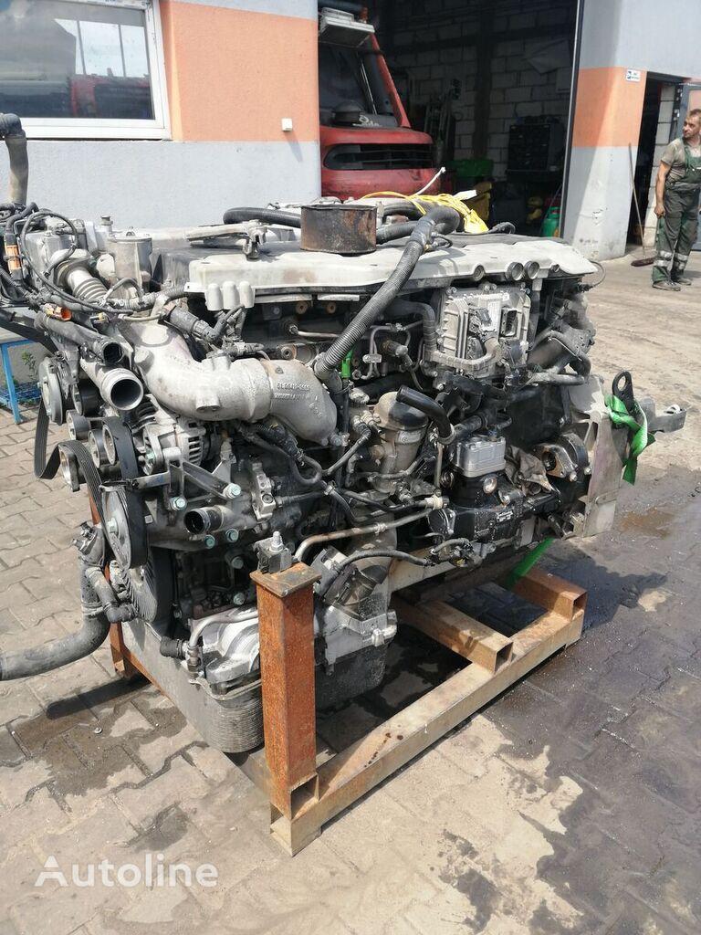 двигатель MAN D2676 LF 46 для тягача MAN TGX