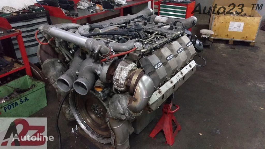 двигатель LIEBHERR D28 (D2868LF) для грузовика MAN TGX