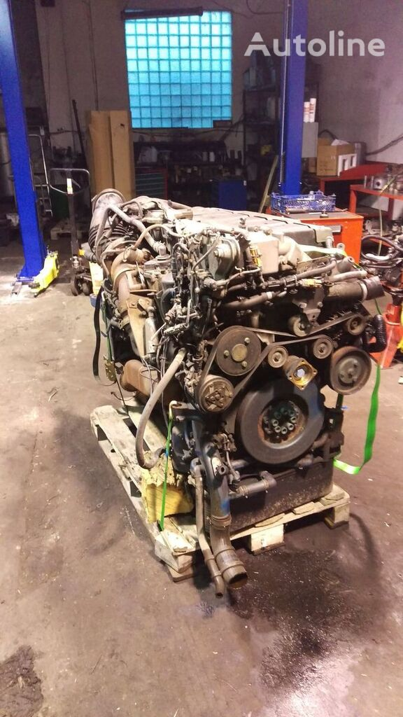 двигатель MAN Biturbo D26 E5 TGX 440 (D2676LF) для тягача MAN TGX 440