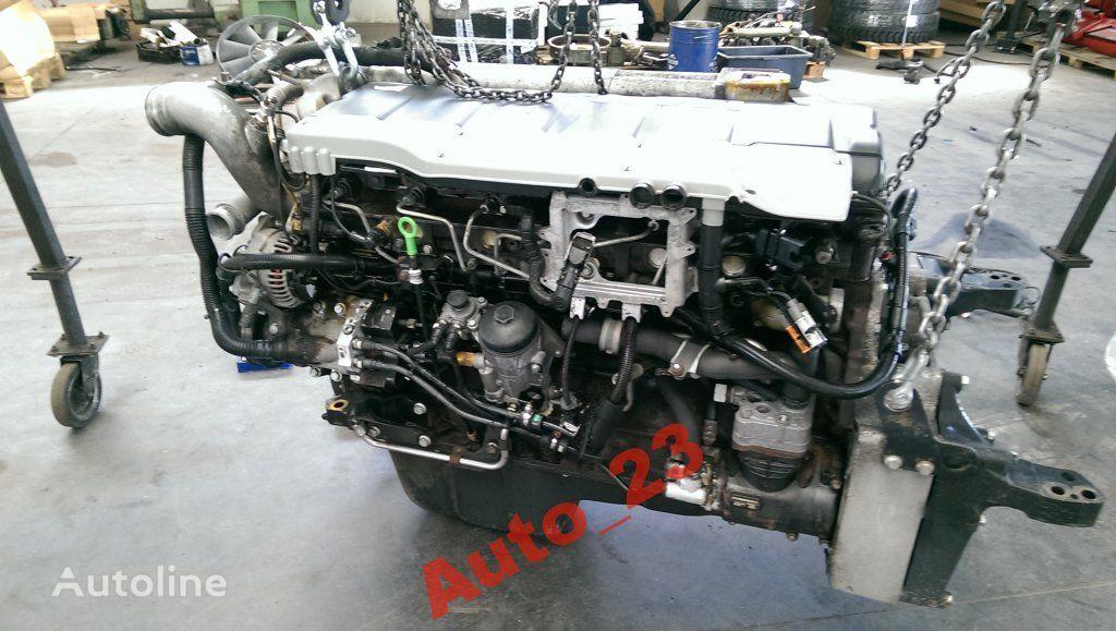 двигатель MAN D20 E3 Euro3 (D2066LF) для грузовика MAN TGS TGX