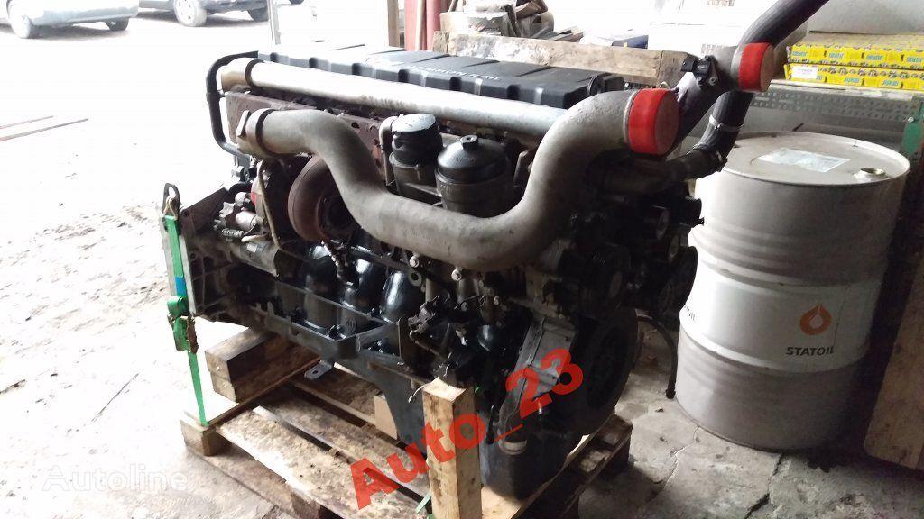 двигатель MAN Kompletny 340tys km для грузовика MAN TGX EURO 5 440