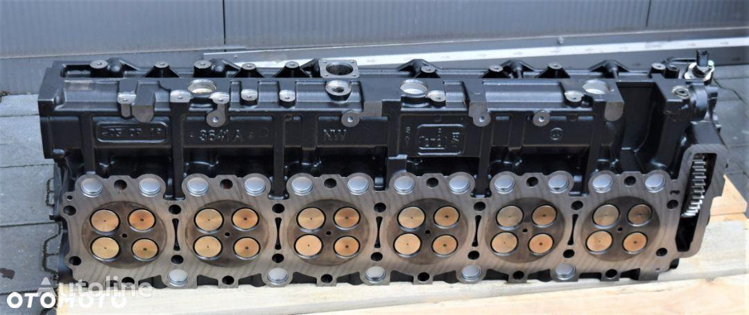головка блока цилиндров MAN D20 D20 310 350 390 400 430 для тягача MAN TGA TGS TGX