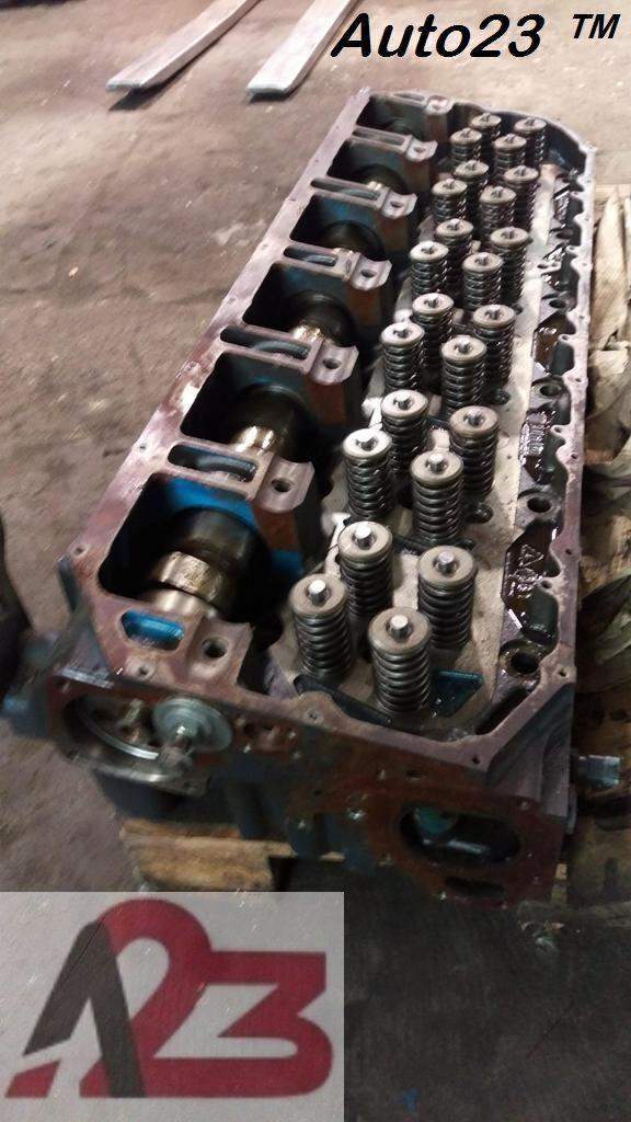 головка блока цилиндров IVECO Cursor10 Głowica EuroTrakker Cursor 10 C10 для тягача